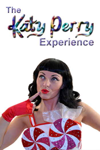 Katy Perry tribute singer and act