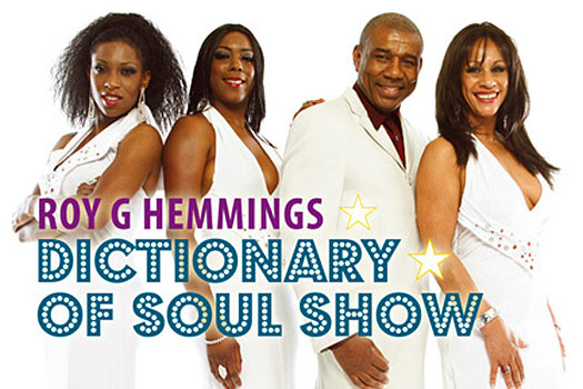 Roy G Hemmings The Drifters Dictionary of Soul